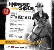 pat parelli, linda parelli, horse and soul