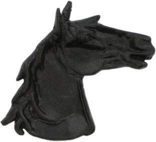 Vintage Horse Head Tray