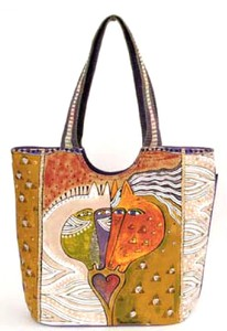 laurel burch heart embracing horses scoop