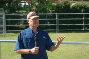 Dr. Mark Silverman from Mary's Horse Health Seminar - July 23rd, 2014