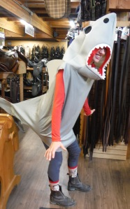 Simone the Shark! Duunnn dunnn...