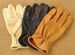 Deerskin Roper Gloves by Geier Glove Co.