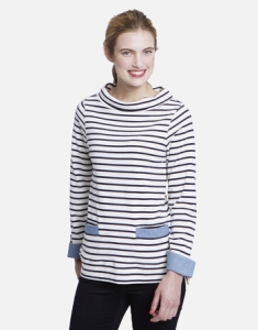 Joules Connick Cowl Sweatshirt