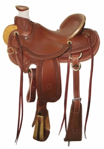 Circle Y Elko Ranch Saddle