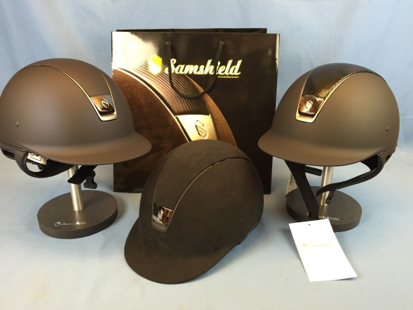 Samshield Helmets, Shadowmatt and Premium models.
